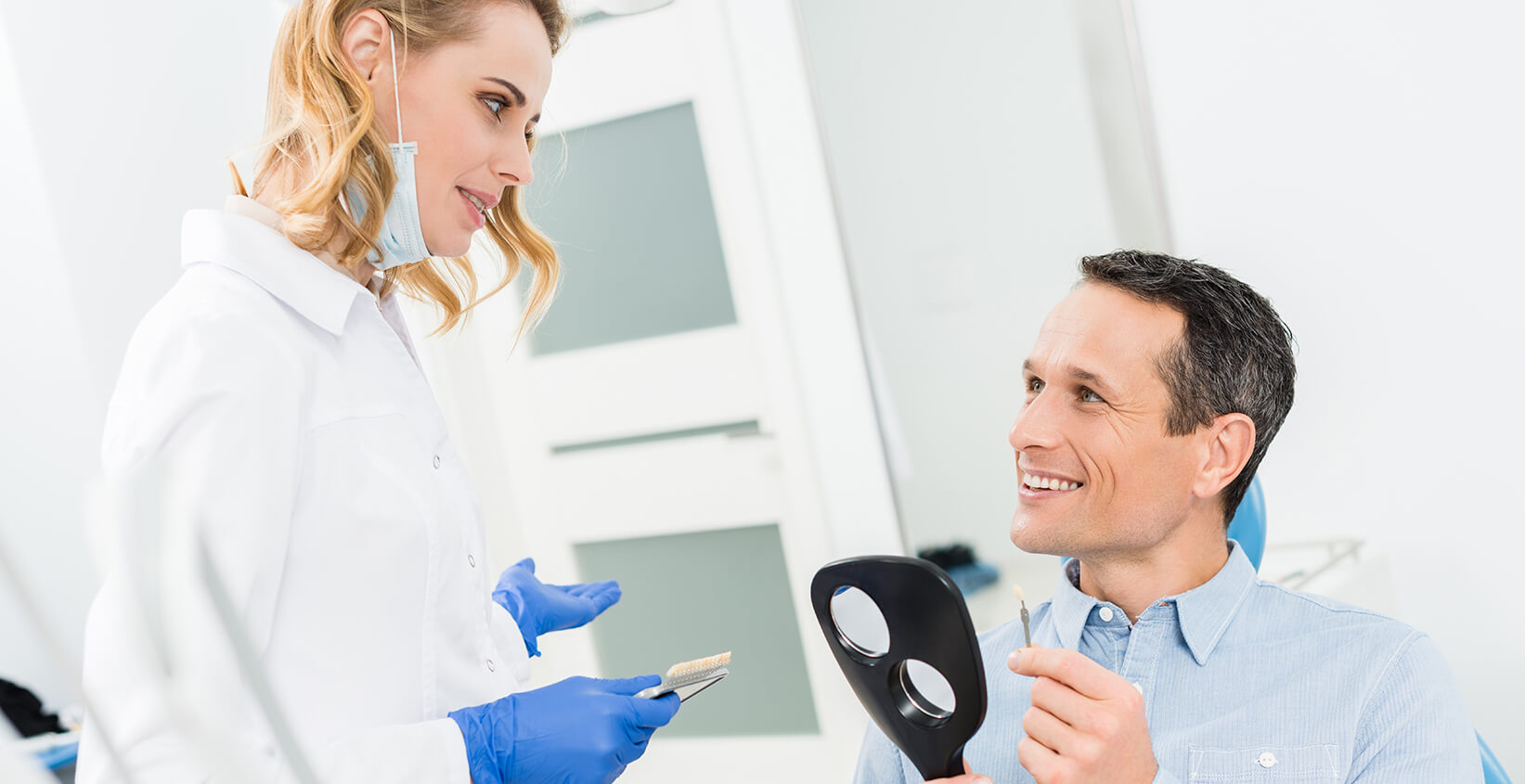Gum disease solutions available in Manhattan Beach, CA area dental practice