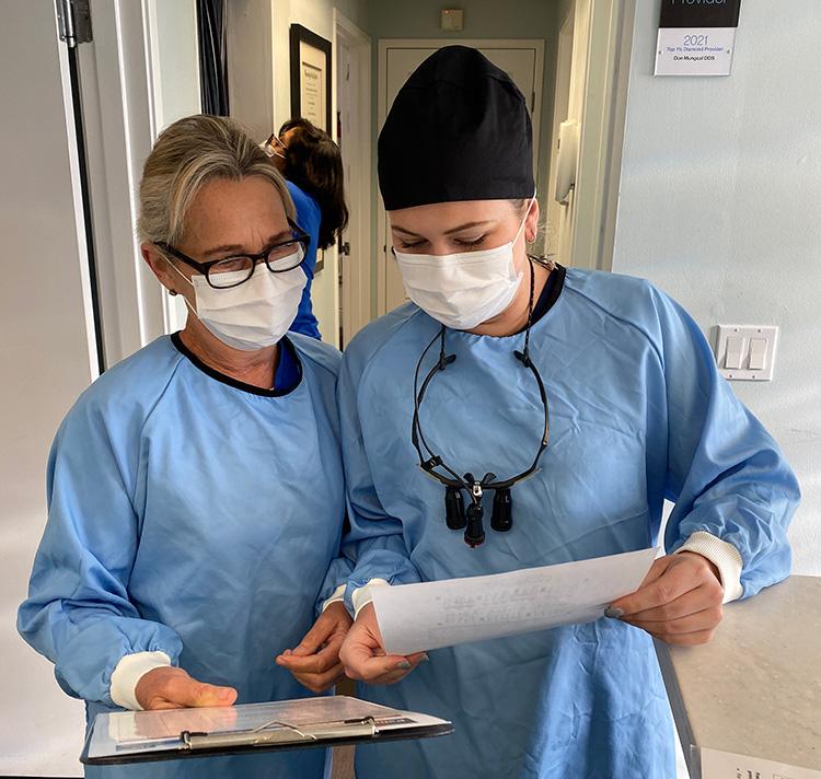 Laser Dentistry Team Image - Manhattan Beach, CA