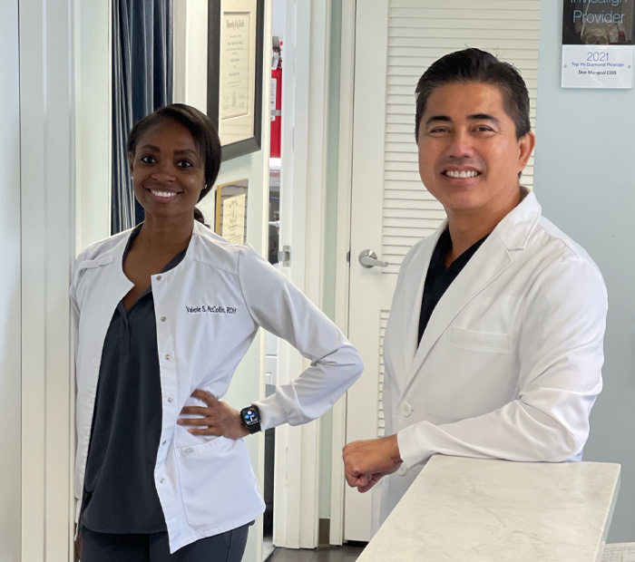 Team of Manhattan Beach Dental Solutions